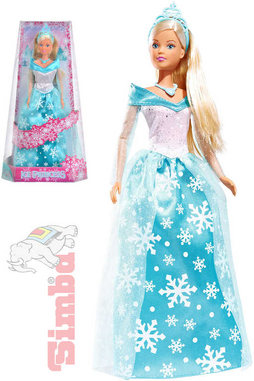 SIMBA Panenka Steffi 29 cm Ice Princess