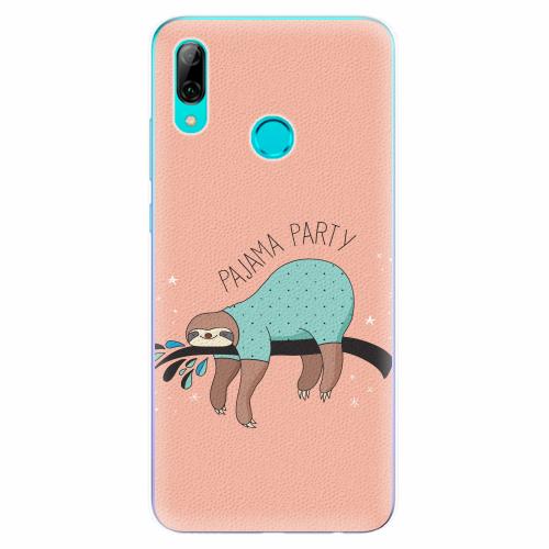 Silikonové pouzdro iSaprio - Pajama Party - Huawei P Smart 2019