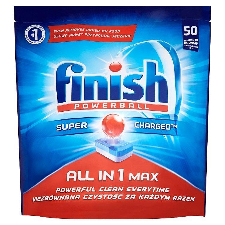 FINISH All in 1 Max 50 ks