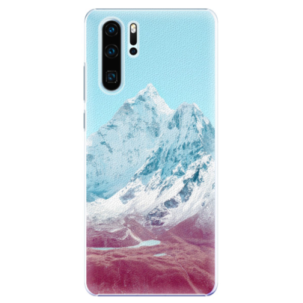 Plastové pouzdro iSaprio - Highest Mountains 01 - Huawei P30 Pro