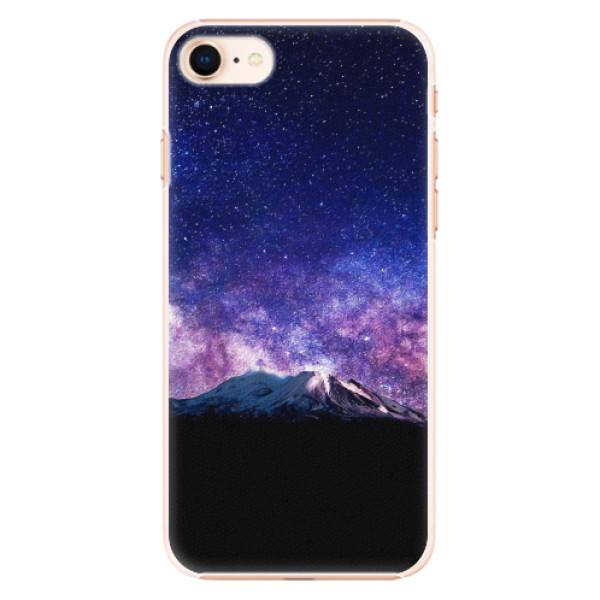 Plastové pouzdro iSaprio - Milky Way - iPhone 8