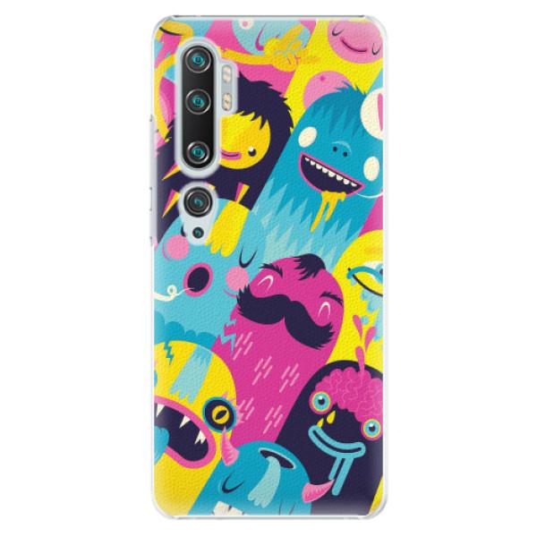 Plastové pouzdro iSaprio - Monsters - Xiaomi Mi Note 10 / Note 10 Pro