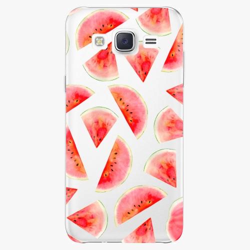 Plastový kryt iSaprio - Melon Pattern 02 - Samsung Galaxy J5