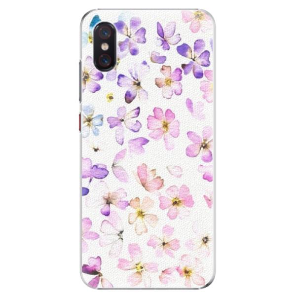 Plastové pouzdro iSaprio - Wildflowers - Xiaomi Mi 8 Pro
