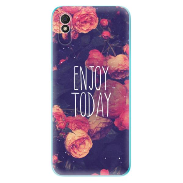 Odolné silikonové pouzdro iSaprio - Enjoy Today - Xiaomi Redmi 9A