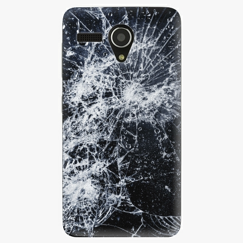Plastový kryt iSaprio - Cracked - Lenovo A606