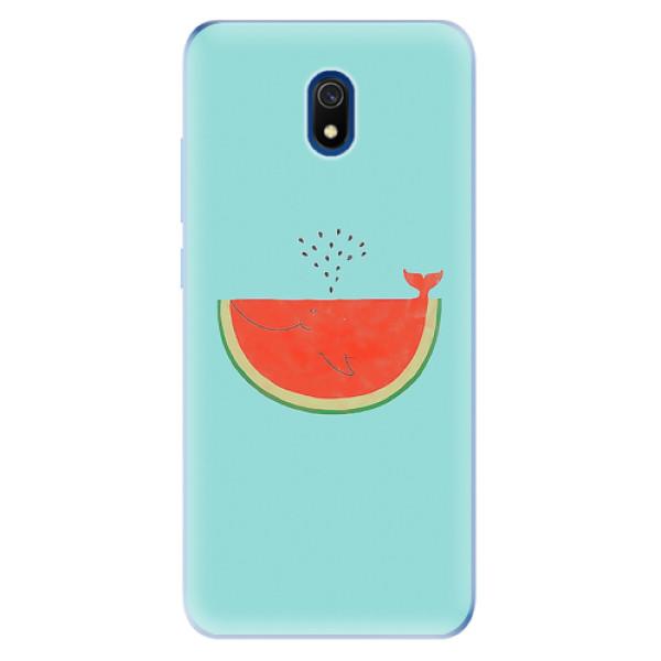 Odolné silikonové pouzdro iSaprio - Melon - Xiaomi Redmi 8A