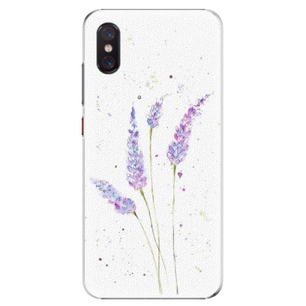 Plastové pouzdro iSaprio - Lavender - Xiaomi Mi 8 Pro