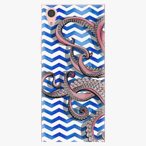 Plastový kryt iSaprio - Octopus - Sony Xperia XA1