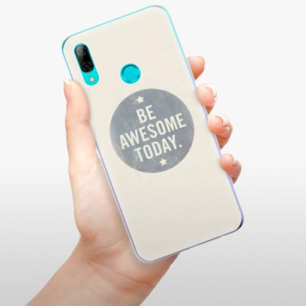 Odolné silikonové pouzdro iSaprio - Awesome 02 - Huawei P Smart 2019