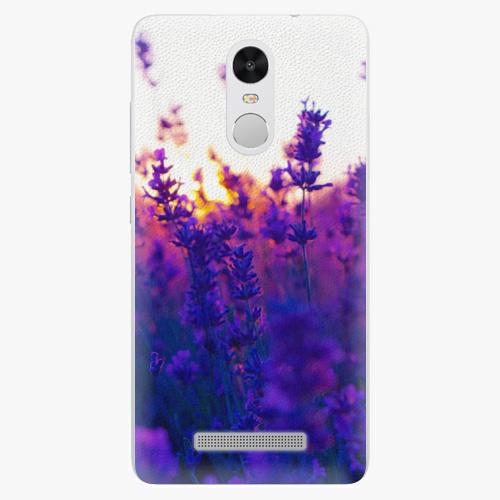 Plastový kryt iSaprio - Lavender Field - Xiaomi Redmi Note 3 Pro