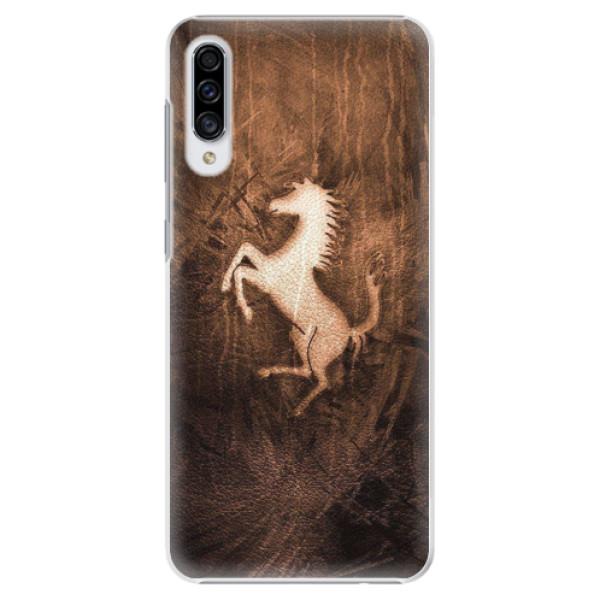 Plastové pouzdro iSaprio - Vintage Horse - Samsung Galaxy A30s