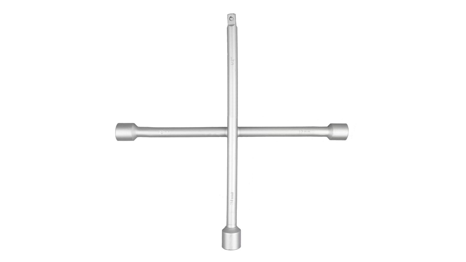 """4CARS Klíč křížový 17-19-21mm-1/2"""""""
