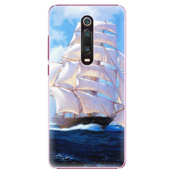 Plastové pouzdro iSaprio - Sailing Boat - Xiaomi Mi 9T