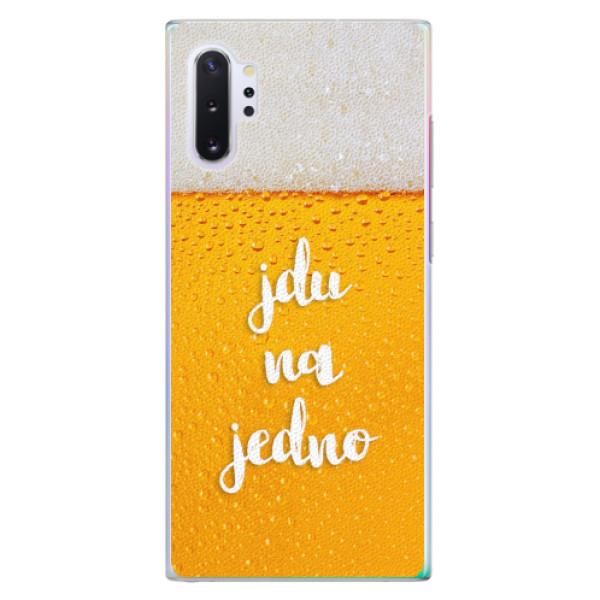 Plastové pouzdro iSaprio - Jdu na jedno - Samsung Galaxy Note 10+