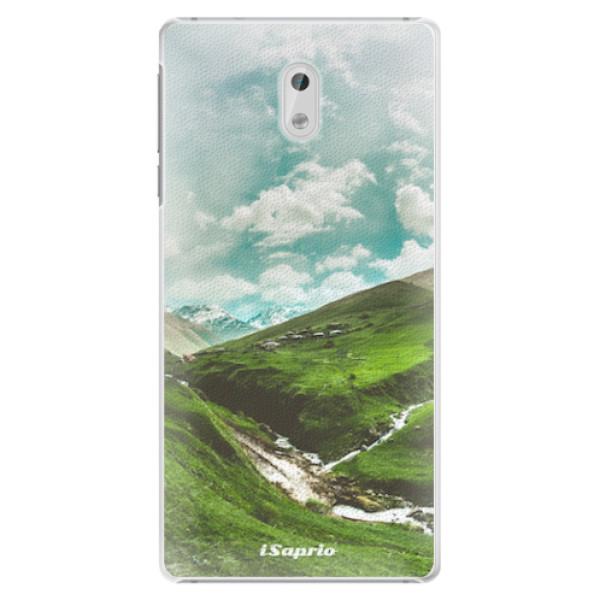 Plastové pouzdro iSaprio - Green Valley - Nokia 3