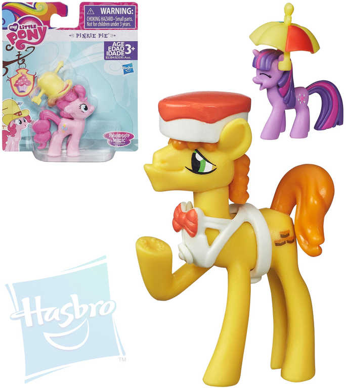 HASBRO My Little Pony Friendship Is Magic Sběratelský set A