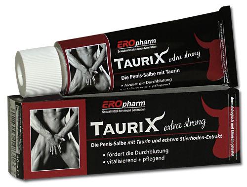 Krém na penis - TauriX extra strong 40 ml
