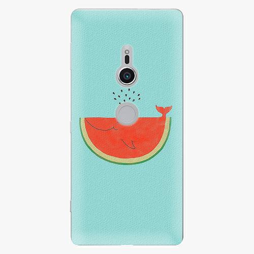 Plastový kryt iSaprio - Melon - Sony Xperia XZ2