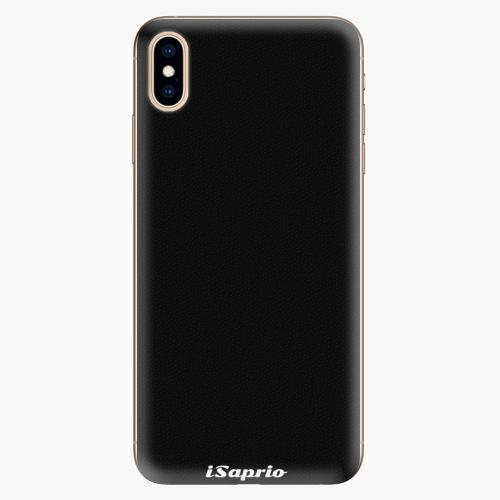 Plastový kryt iSaprio - 4Pure - černý - iPhone XS Max