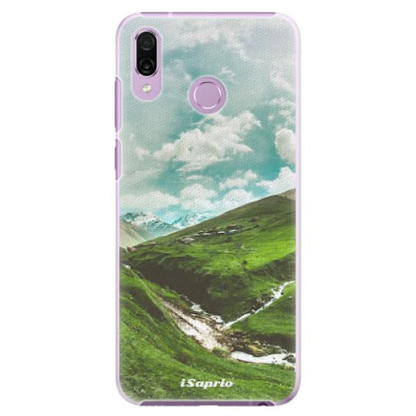 Plastové pouzdro iSaprio - Green Valley - Huawei Honor Play