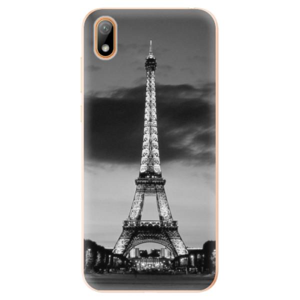 Odolné silikonové pouzdro iSaprio - Midnight in Paris - Huawei Y5 2019
