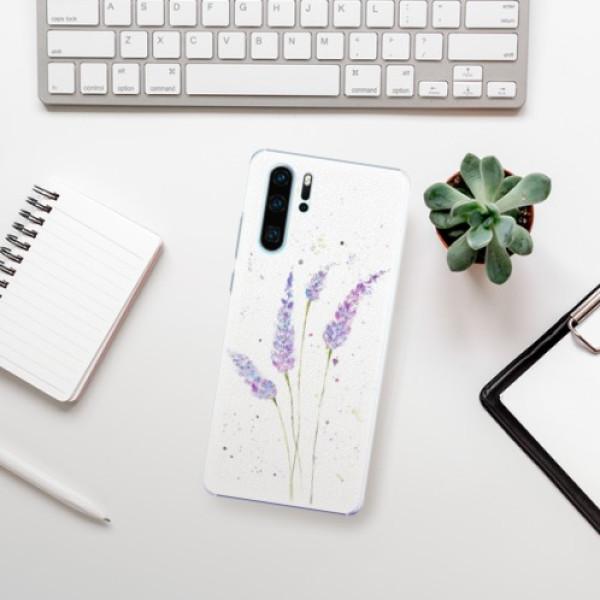Plastové pouzdro iSaprio - Lavender - Huawei P30 Pro