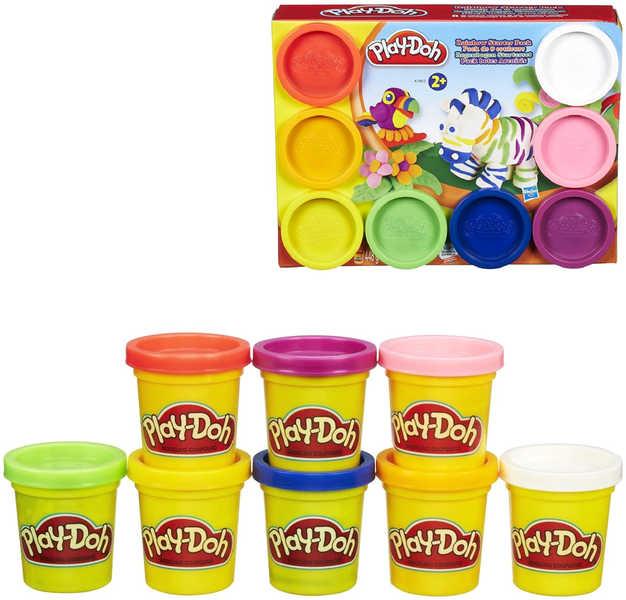 HASBRO PLAY-DOH Modelína duhové balení Sada 8 barev