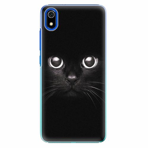 Plastový kryt iSaprio - Black Cat - Xiaomi Redmi 7A
