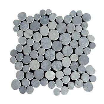 Mozaika z mramoru Aberdeen Grey - 1× síťka