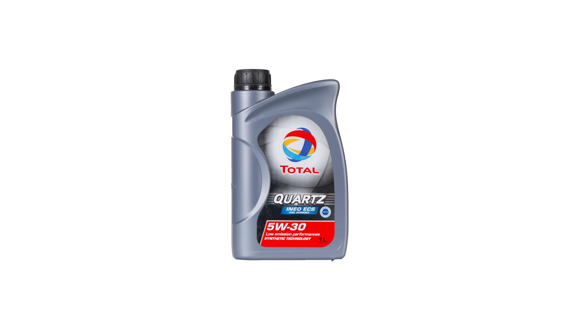 Total 5w-30 Quartz Ineo Ecs 1L (166252)