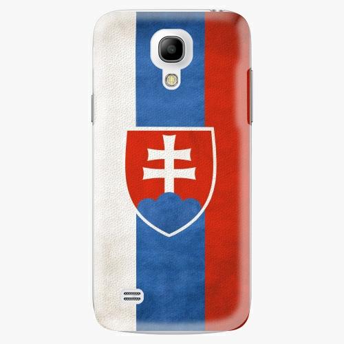 Plastový kryt iSaprio - Slovakia Flag - Samsung Galaxy S4 Mini