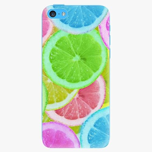 Plastový kryt iSaprio - Lemon 02 - iPhone 5C