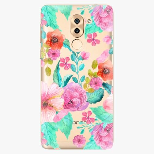 Plastový kryt iSaprio - Flower Pattern 01 - Huawei Honor 6X