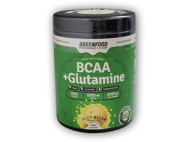 Performance BCAA + Glutamine