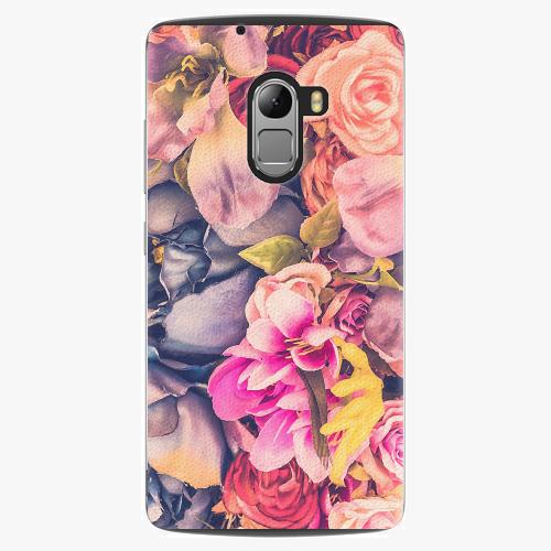 Plastový kryt iSaprio - Beauty Flowers - Lenovo A7010
