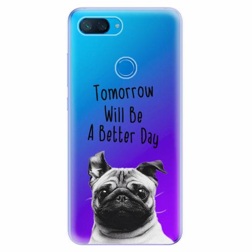 Silikonové pouzdro iSaprio - Better Day 01 - Xiaomi Mi 8 Lite