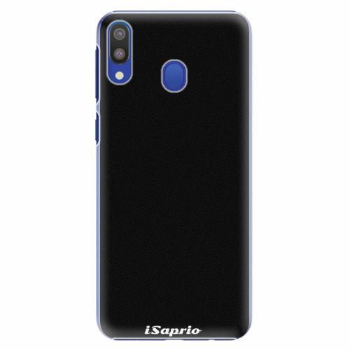 Plastový kryt iSaprio - 4Pure - černý - Samsung Galaxy M20
