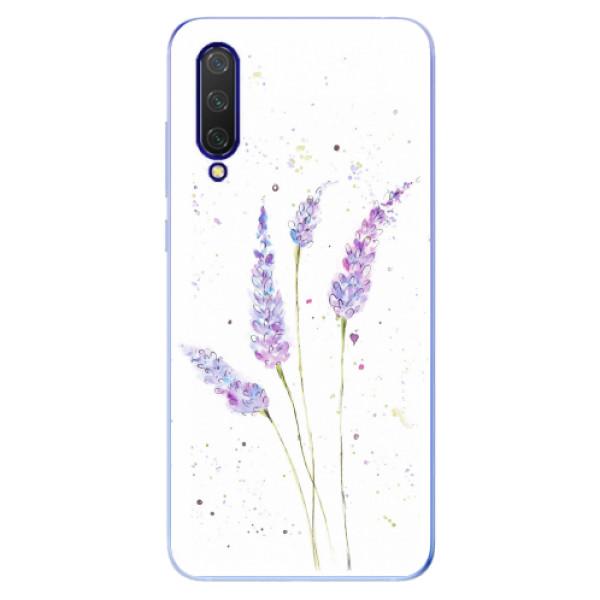 Odolné silikonové pouzdro iSaprio - Lavender - Xiaomi Mi 9 Lite