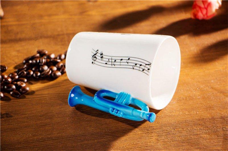 Hudební hrnek - trumpeta