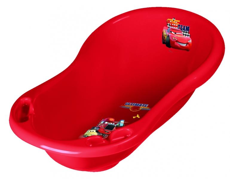 Keeeper Dětská vanička s výpustem - Cars II - grafit