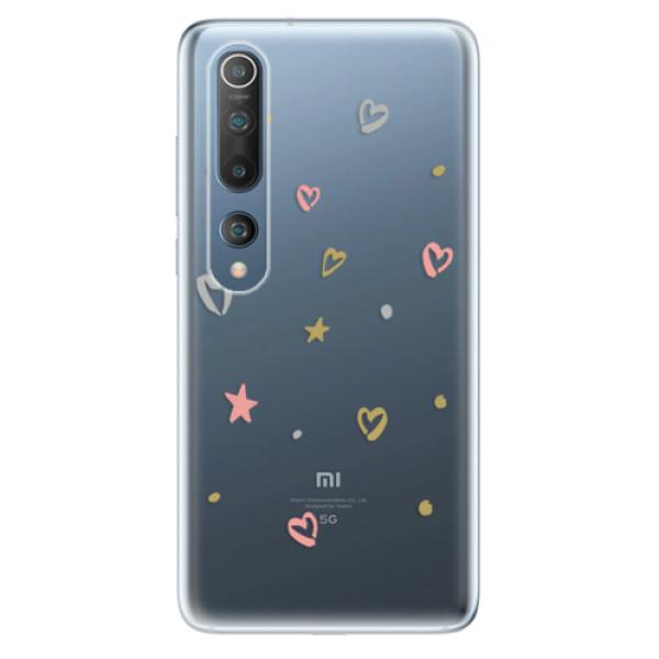 Odolné silikonové pouzdro iSaprio - Lovely Pattern - Xiaomi Mi 10 / Mi 10 Pro