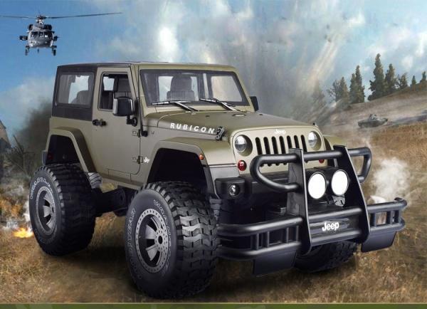 Jeep Wrangler 1:9