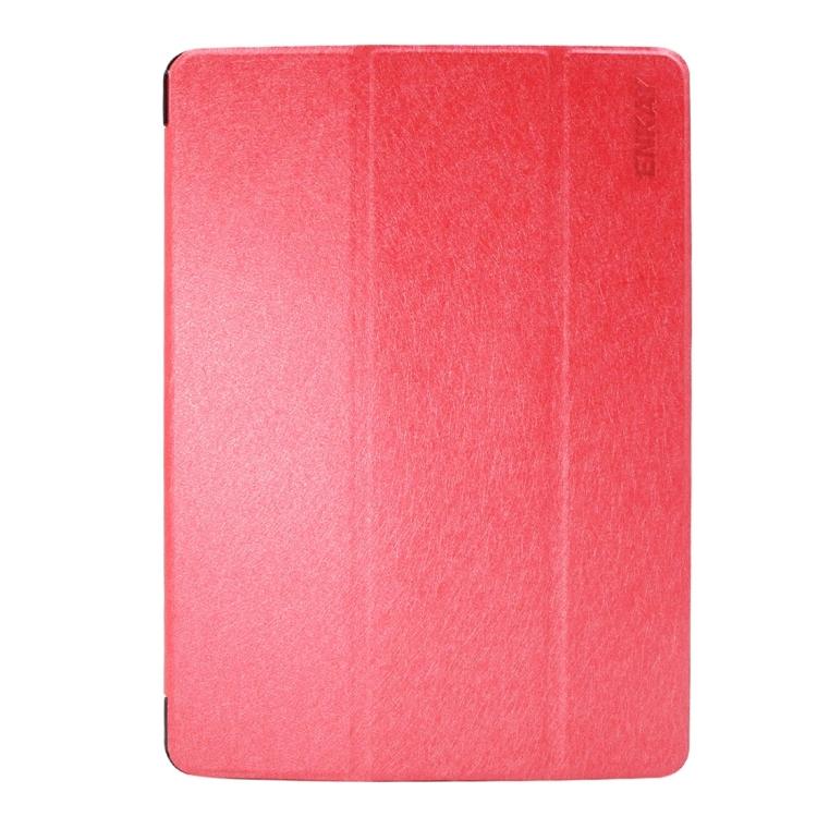 Kožený kryt / pouzdro Smart Cover iSaprio pro iPad 9.7 (2017) červený