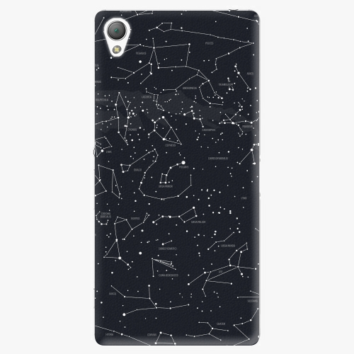 Plastový kryt iSaprio - Night Sky 01 - Sony Xperia Z3