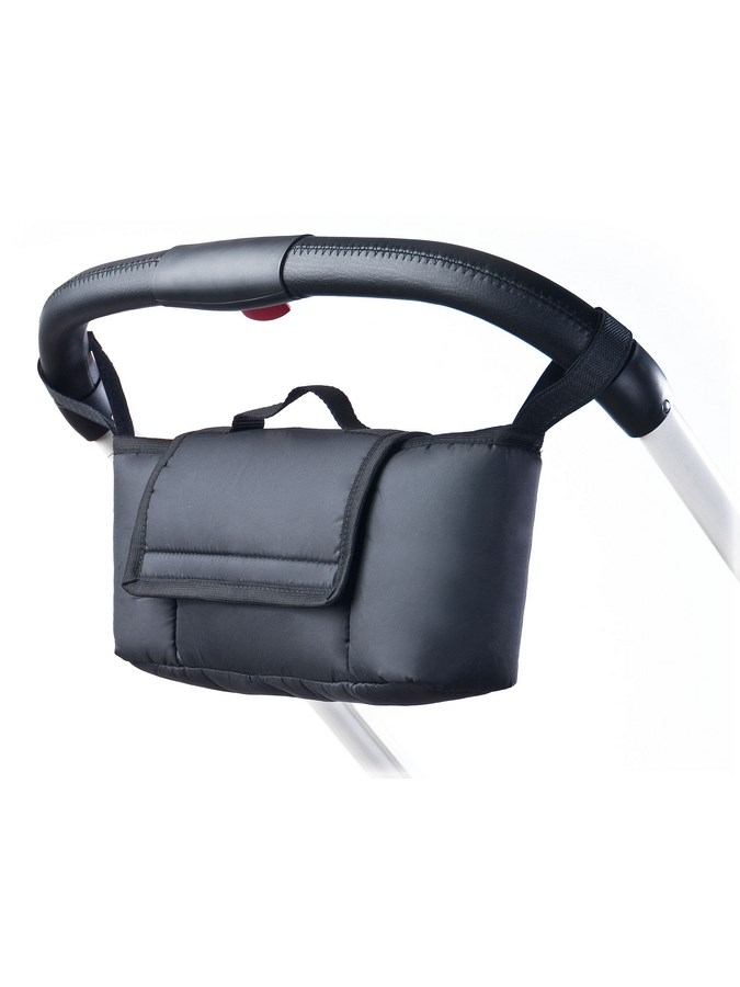 Taška na kočárek CARETERO mini - černá