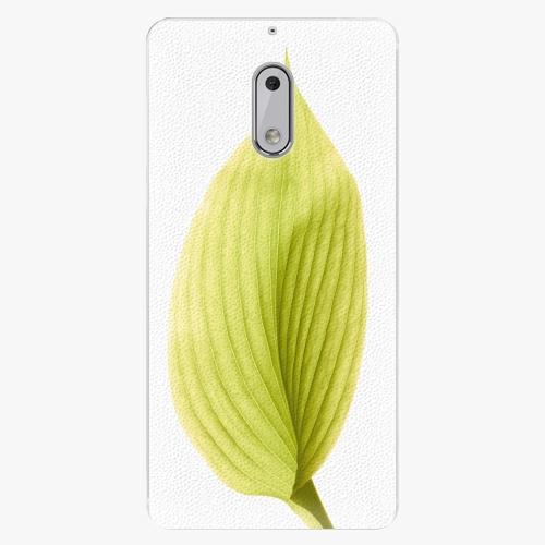 Plastový kryt iSaprio - Green Leaf - Nokia 6