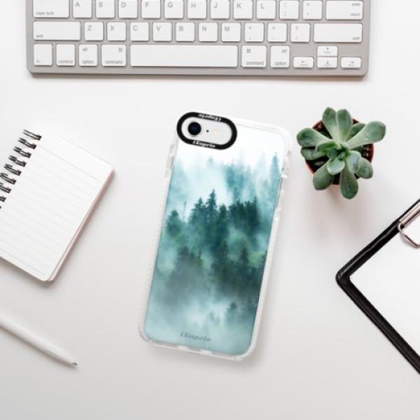Silikonové pouzdro Bumper iSaprio - Forrest 08 - iPhone SE 2020