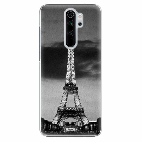 Plastový kryt iSaprio - Midnight in Paris - Xiaomi Redmi Note 8 Pro