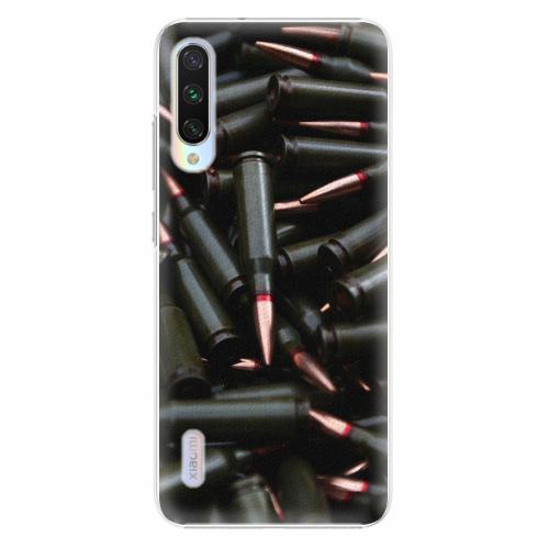Plastový kryt iSaprio - Black Bullet - Xiaomi Mi A3